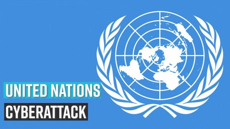 United Nations Cyberattack