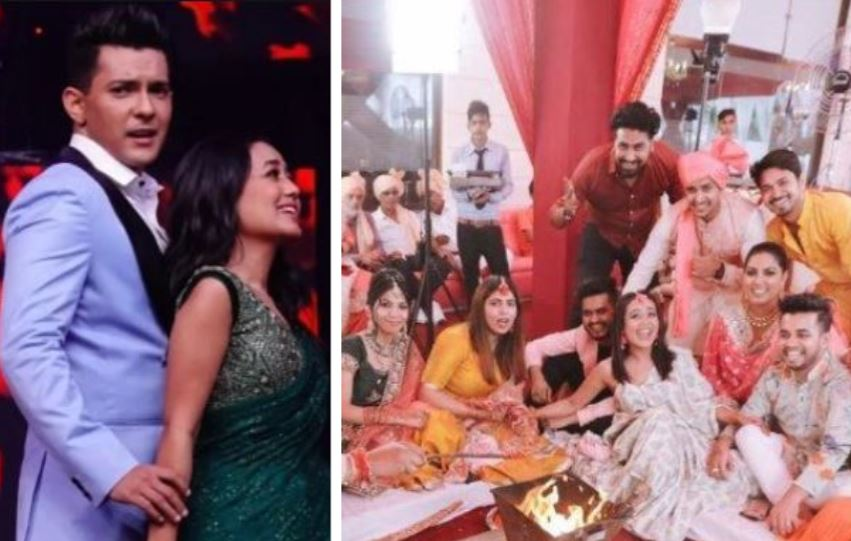 Ahead Of Wedding With Aditya Narayan Neha Kakkar S Picture With Rumoured Beau Vibhor Goes Viral Ibtimes India