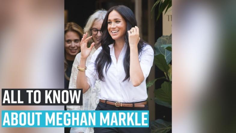 All to know about Meghan Markle