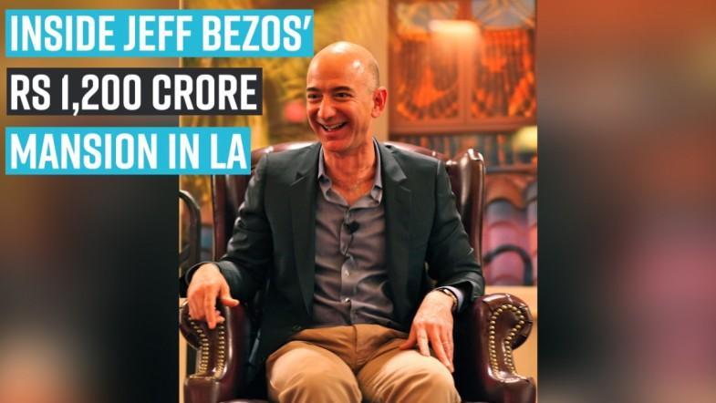 Inside Jeff Bezos Rs 1,200 crore mansion in LA