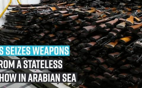 我们在伊朗的海洋中有一种武器的力量