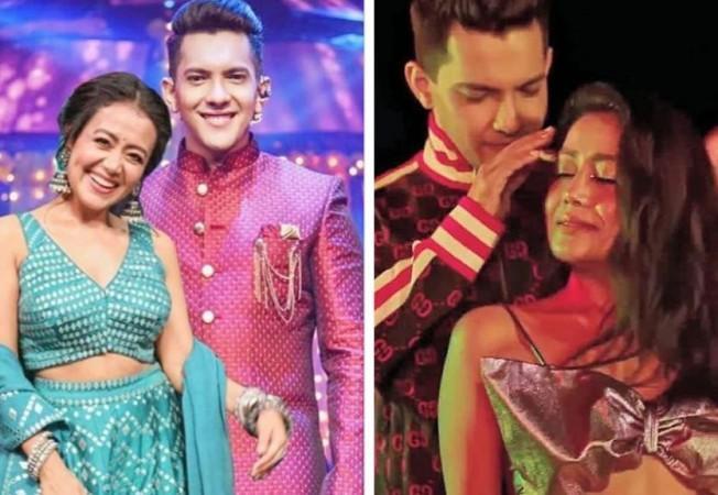 Neha Kakkar Aditya Narayan Wedding Did The Makers Go Too Far This Time Ibtimes India