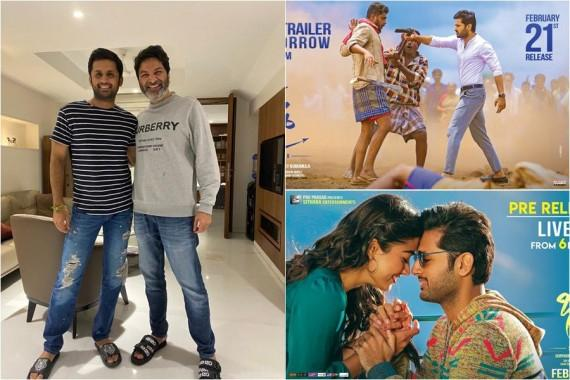 Bheeshma Pre Release Event Live Video Trivikram To Launch Trailer Of Nithin And Rashmika Film Ibtimes India