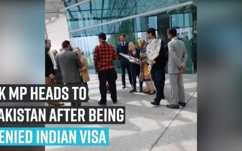UK MP Debbie Abrahams heads to Pakistan after being denied Indian visa