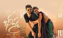 Nithiin and Rashmika Mandanna in Bheeshma