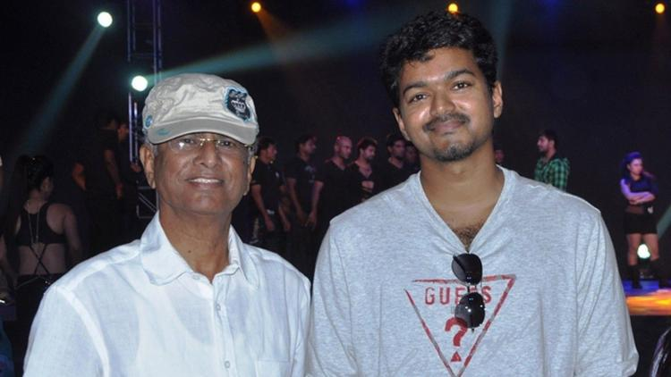 Vijay Files Civil Suit Against his Father, Mother, 9 others from Misusing his Name in Politics
