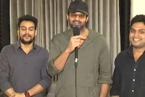 Prabhas launches first song from Shiva Kumar's directorial venture 22