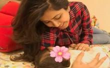 Karan Patel's wife Ankita Bhargava on motherhood
