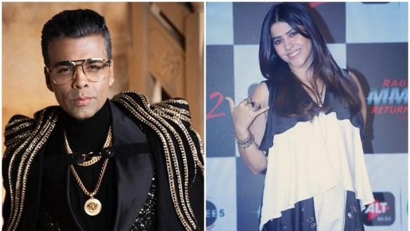 Karan Johar and Ekta Kapoor