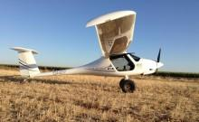 Pipistrel Virus SW 80, microlight trainer aircraft