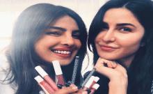 Katrina Kaif and Priyanka Chopra selfie