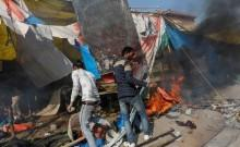 Protesters clash in Delhi over citizenship law