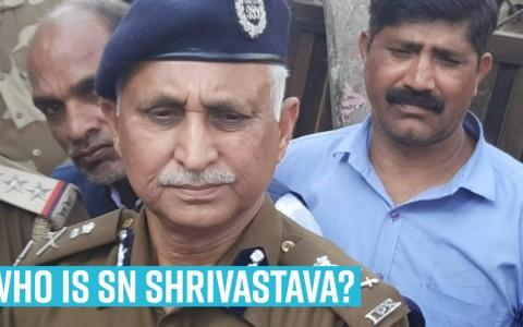 Who is SN Shrivastava, the new Delhi Police chief?