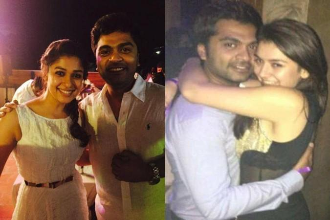 Simbu and Nayanthara and Hansika Motwani