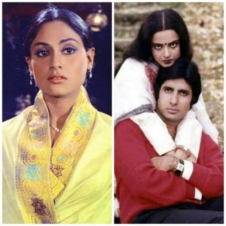 Jaya Bachchan reacted to Amitabh-Rekha love affair