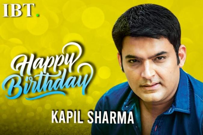Birthday Special Kapil Sharma