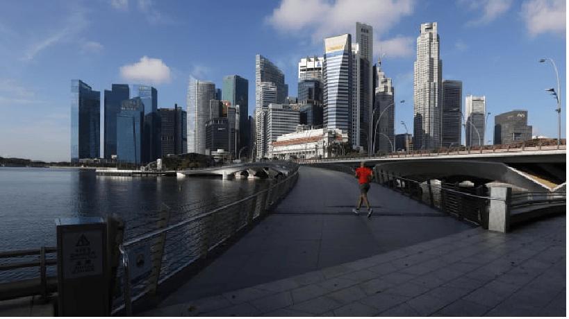 La pandemia del 19 Covidic fa cadere Singapore in recessione con un calo record del 41,2% del PIL
