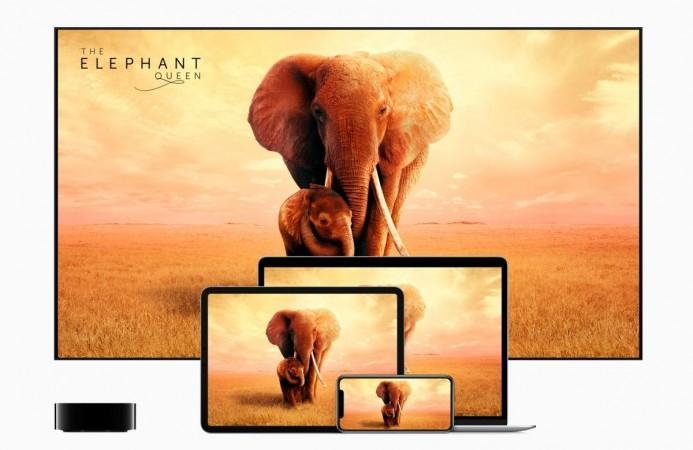 Apple TV  free titles