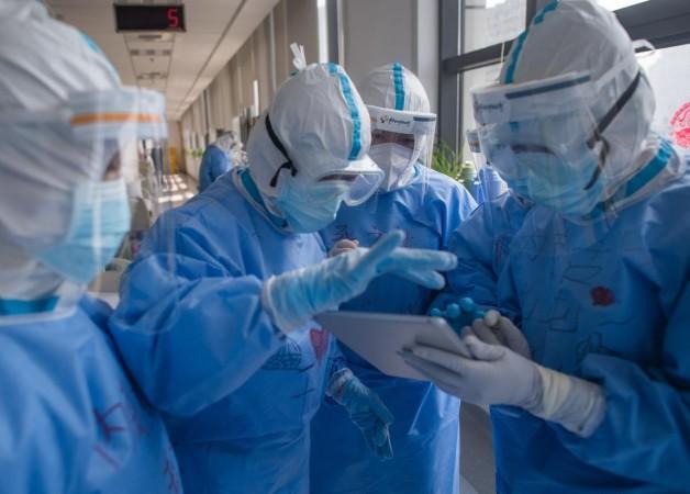 Medial staff on coronavirus duty