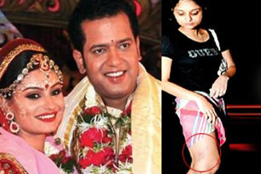 Punched, Kicked and Dragged: TV fame Dimpy Ganguli about her toxic marriage with Rahul mahajan [Throwback] thumbnail