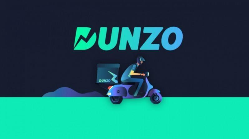 dunzo teslimat uygulaması