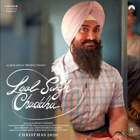 Aamir Khan, Laal Singh Chadha