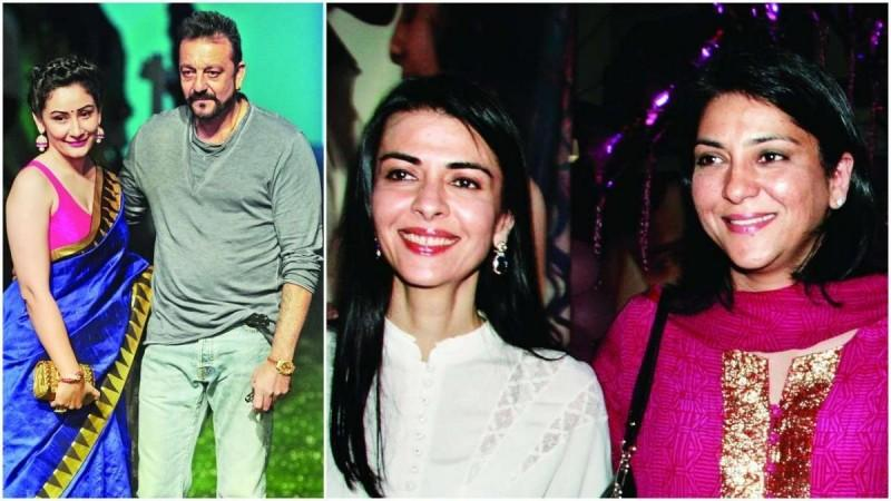"""""""She has trapped my brother"""", when Sanjay Dutt's wife ..."""
