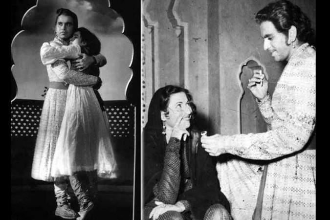 madhubala and dilip kumar love story