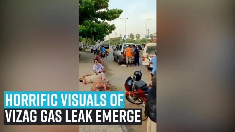 Horrific visuals of Vizag gas leak emerge