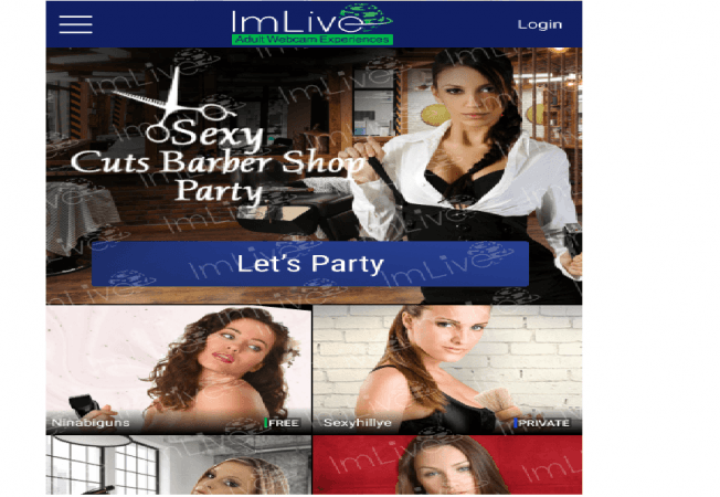 Sexy cuts by ImLive