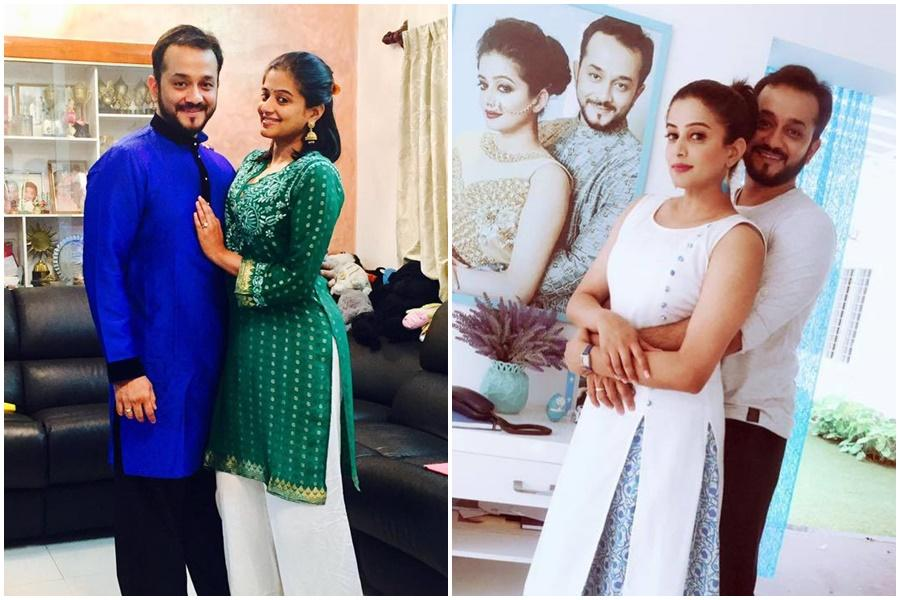 How did Priyamani celebrate Eid this time?