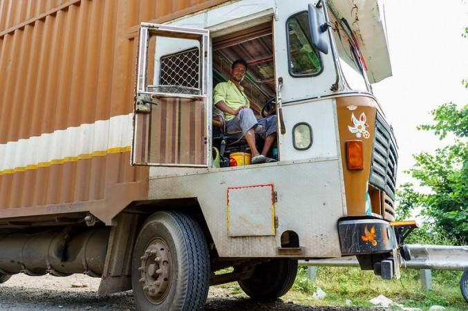 Truck driver shortage in India