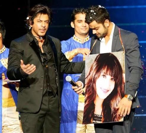 Shah Rukh Khan, Virat Kohli