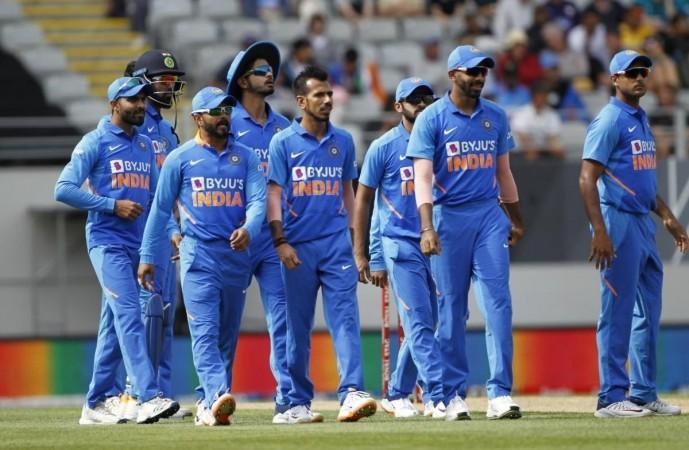 Squadra di cricket indiana