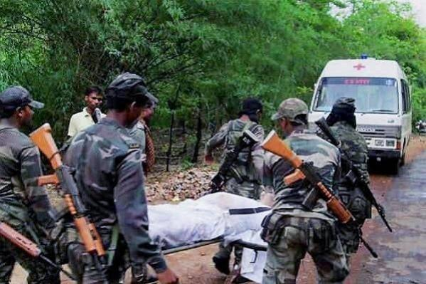 Two including a police constable killed in Maoist firing in Jharkhand
