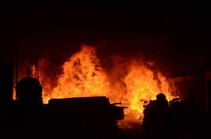Ateş. (Dosya Fotoğrafı: IANS)