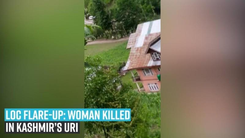 LoC flare-up: Woman killed in Kashmir's Uri