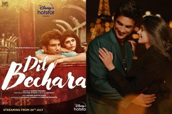 Sushant Singh Rajput S Last Film Dil Bechara Releasing On Ott Where To Watch
