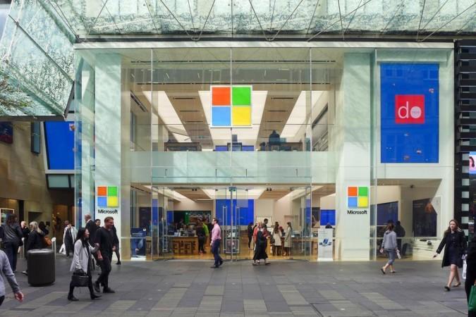 Microsoft Mağazaları kapanıyor