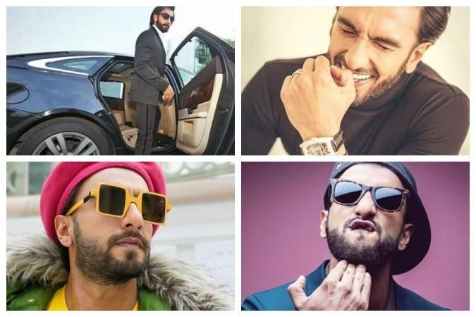 Happy Birthday Ranveer Singh: Insanely expensive things ...