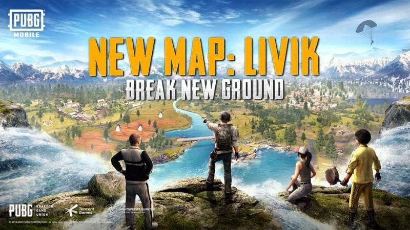 PUBG Mobile new map