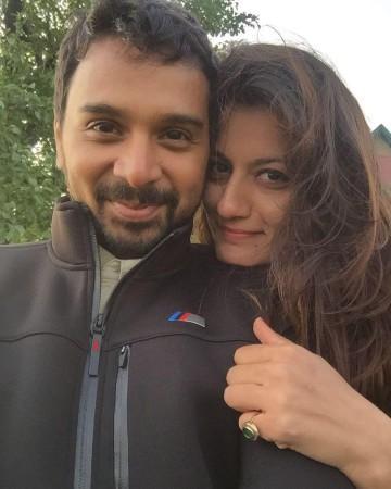 Namit Das and Shruti