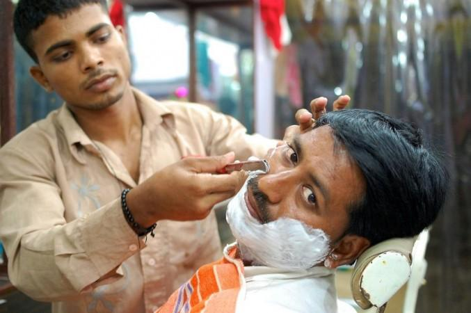 Shaving was a need for personal grooming for men