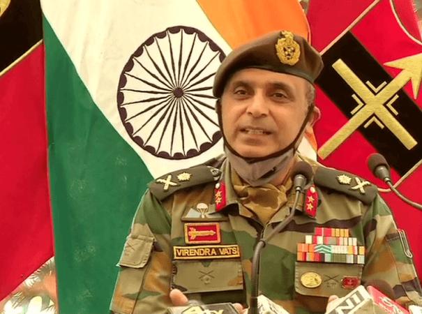 Major General Virendra Vats