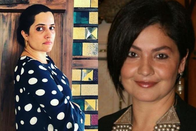 Pooja Bhatt and Sona Mohapatra
