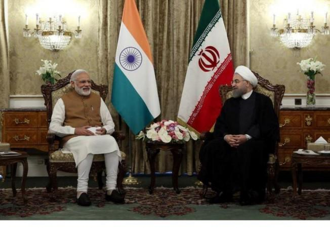 Hindistan İran İlişkisi