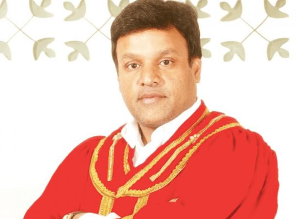 BBMP Belediye Başkanı Goutham Kumar