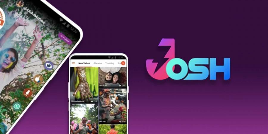 Josh uygulaması TikTok'u yeniyor