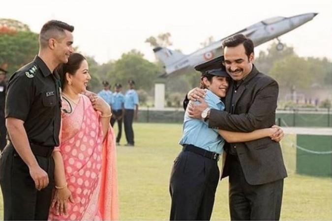 From Janhvi Kapoor To Pankaj Tripathi Check Out Gunjan Saxena Cast S Staggering Net Worth