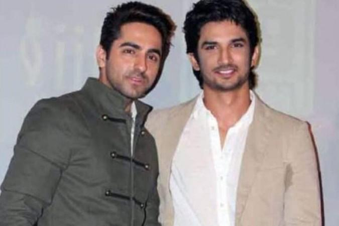 Twitter users target Ayushmann Khurrana for maintaining silence ever since SSR's death